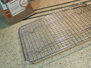Cooling Rack - Save your countertops from damage